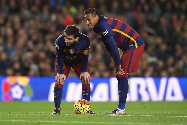 Neymar Target of Racist Chants, Lionel Messi Mocked During Espanyol vs Barcelona