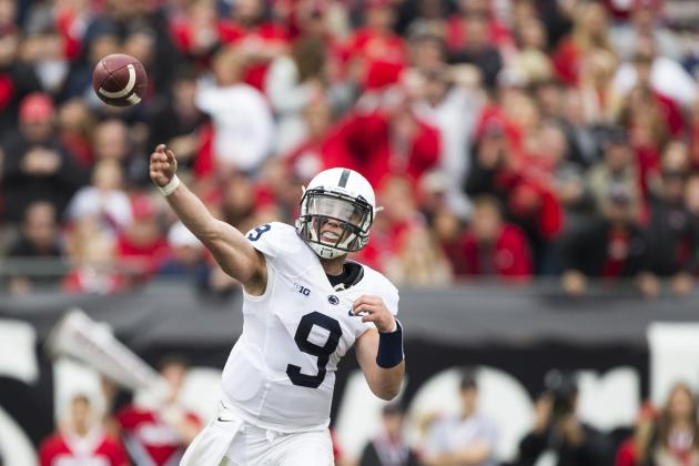 Trace McSorley's Gutsy Effort Shows He's Heir Apparent to Christian Hackenberg