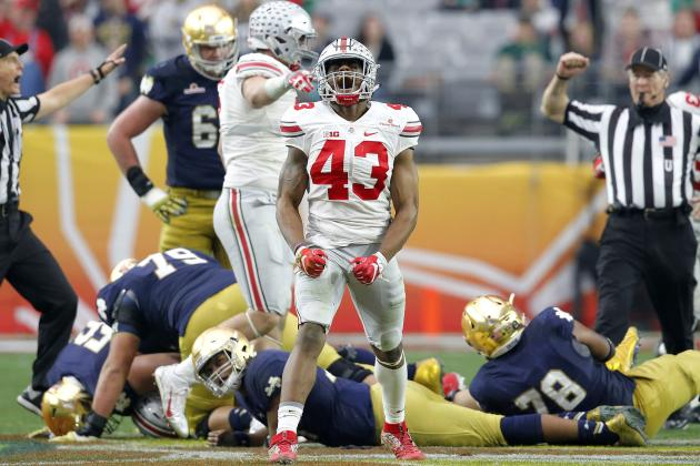 Darron Lee Declares for 2016 NFL Draft: Latest Comments and Reaction