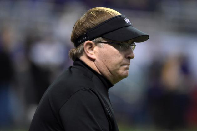With Win, TCU Coach Gary Patterson Shows Why Frogs Will Be Relevant Again