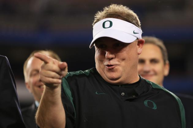 The Argument for Why Oregon Should Fire Mark Helfrich and Bring Back Chip Kelly