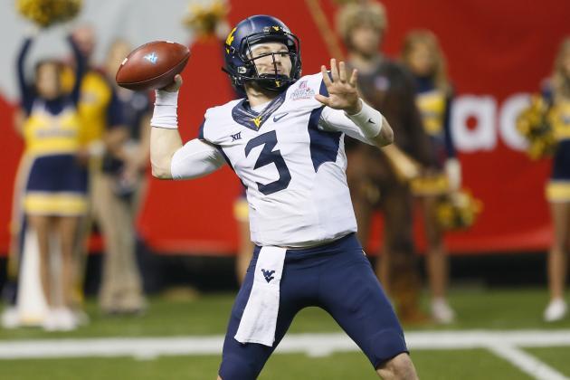 Cactus Bowl 2016: Game Grades, Analysis for West Virginia vs. Arizona State