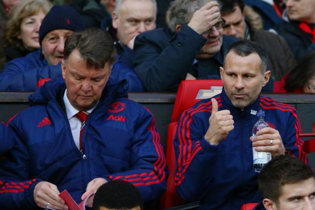 Louis van Gaal Reportedly Given Manchester United Promise by Ed Woodward