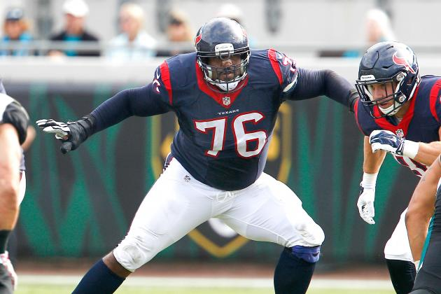 Duane Brown Injury: Updates on Texans OT's Quad and Return