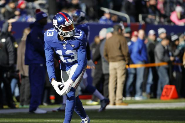 Odell Beckham Jr. Sets NFL Record for Most Receiving Yards in 1st 2 Seasons