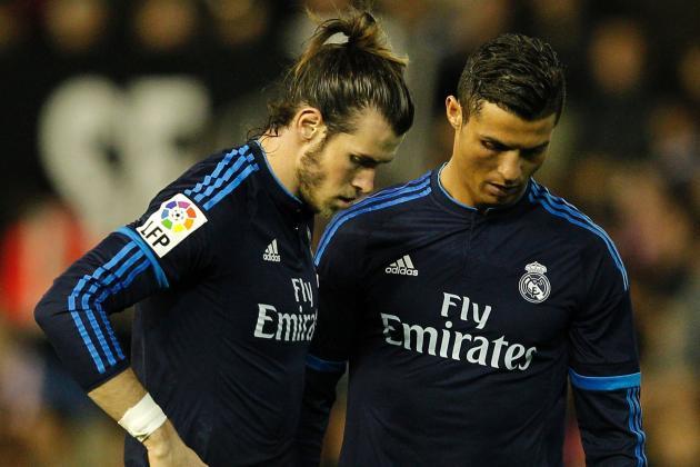 Valencia vs. Real Madrid: Score and Reaction from 2016 La Liga Match