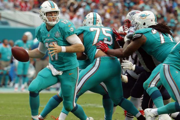Patriots vs. Dolphins: Score and Twitter Reaction from 2016 Regular Season
