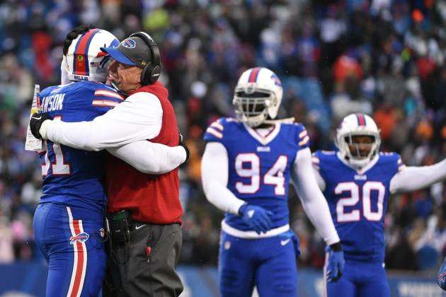 Bills & Steelers Tweet Pleasantries After Buffalo Gets Pittsburgh into Playoffs