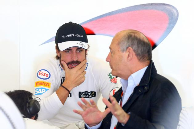 Why McLaren Are Under the Most Pressure Heading into 2016 Formula 1 Season