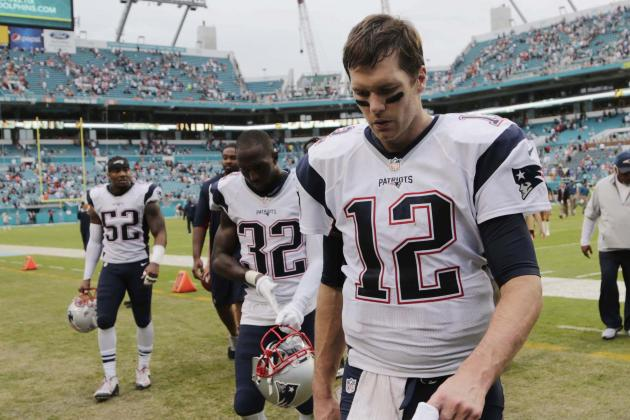 New England Patriots' Simplified Game Plan Leaves More Questions Than Answers