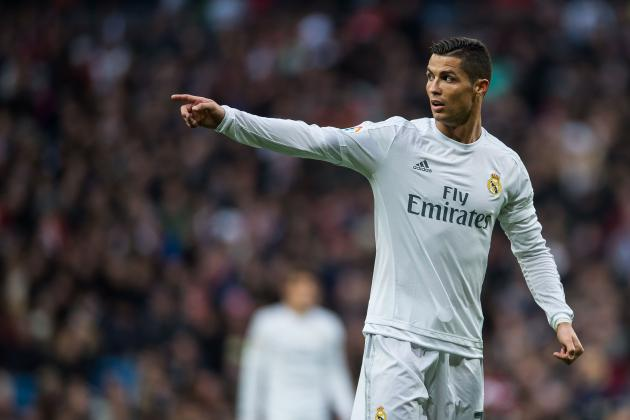 Golden Shoe 2015-16: Top Goalscorers in Europe, Latest Points and Standings