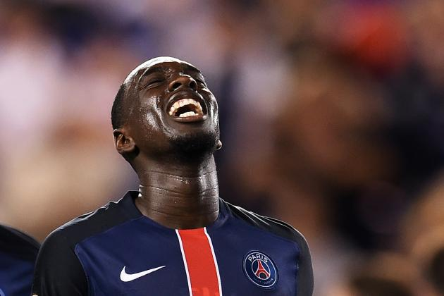 PSG's Jean-Kevin Augustin Must Bide Time Before Next Chance After Wasquehal Flop