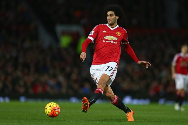 Manchester United Transfer News: Marouane Fellaini Exit, Sadio Mane, Top Rumours