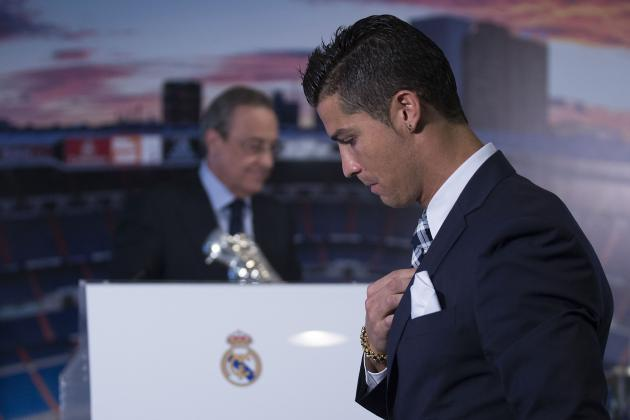 Real Madrid Transfer News: Cristiano Ronaldo Among 9 Stars Eyed for Summer Exit