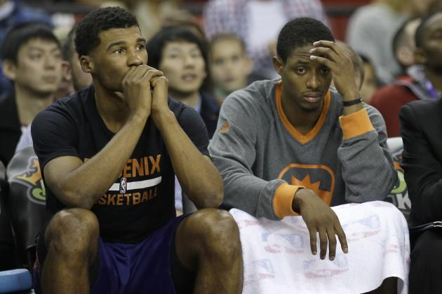 Suns Have Only Themselves to Blame for the Inconsistent Mess They Have Become