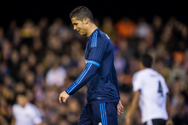 Cristiano Ronaldo Reportedly Targeted by David Beckham's MLS Club