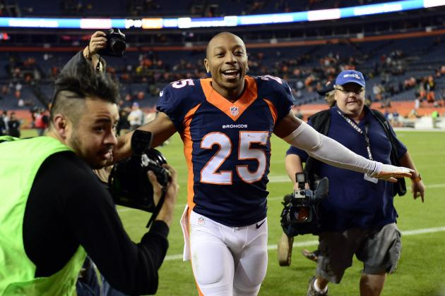 Chris Harris Injury: Updates on Broncos CB's Shoulder and Return
