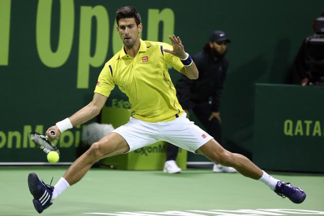 Qatar ExxonMobil Open 2016: Monday Tennis Scores, Results and Updated Schedule