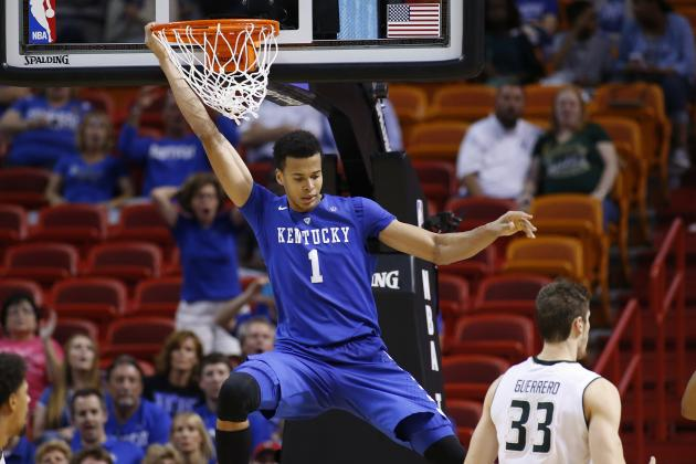 Don't Write Off Skal Labissiere as a Top NBA Draft Prospect Just Yet