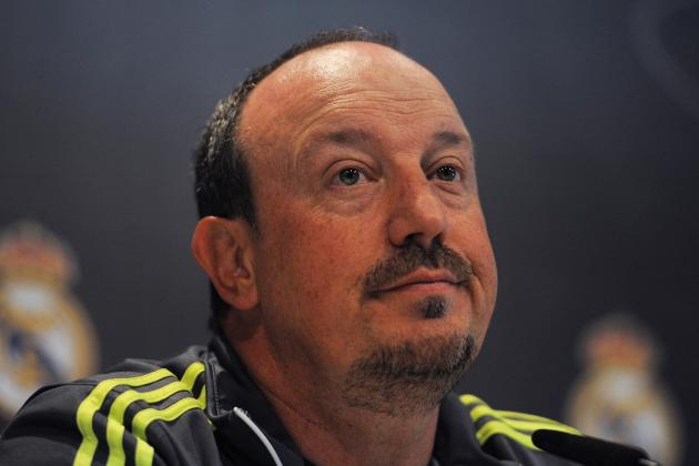 Rafa Benitez Sacked as Real Madrid Manager: Latest Details, Comments, Reaction