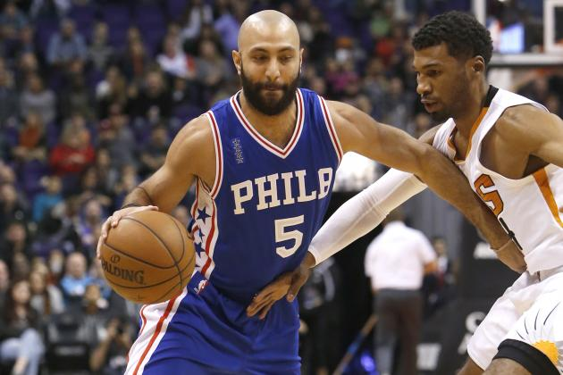 Kendall Marshall's Father Comments on Son's Lack of Playing Time for 76ers