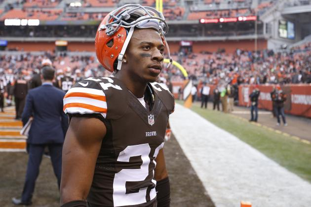 Browns' Justin Gilbert Blames Being a 'Hard Sleeper' for Missing Team Meetings