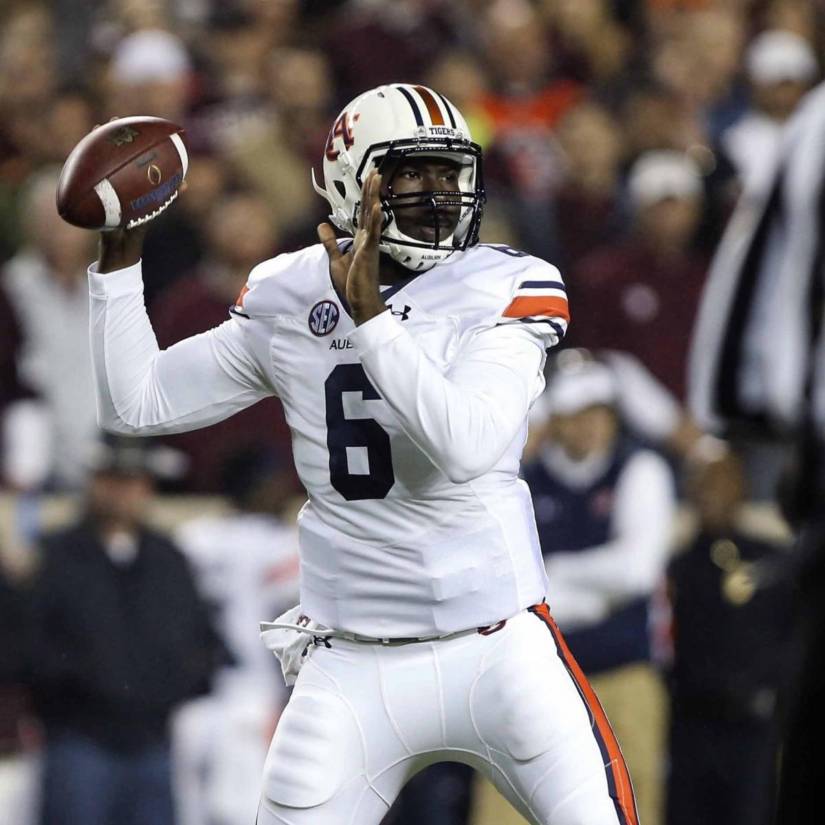 Auburn Football: Early Preview for Tigers' Wide-Open 2016 ...