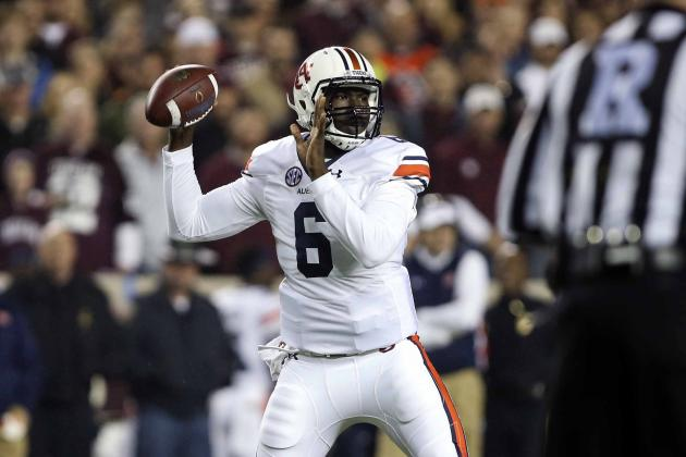 Auburn Football: Early Preview for Tigers' Wide-Open 2016 QB Battle