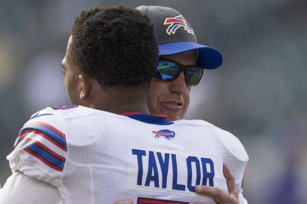 Tyrod Taylor to Be Bills' Starting QB in 2016: Latest Comments and Reaction
