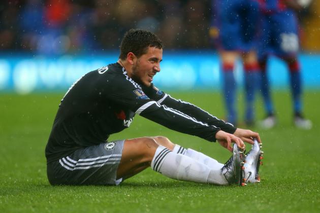 Eden Hazard Injury: Updates on Chelsea Star's Hip and Return