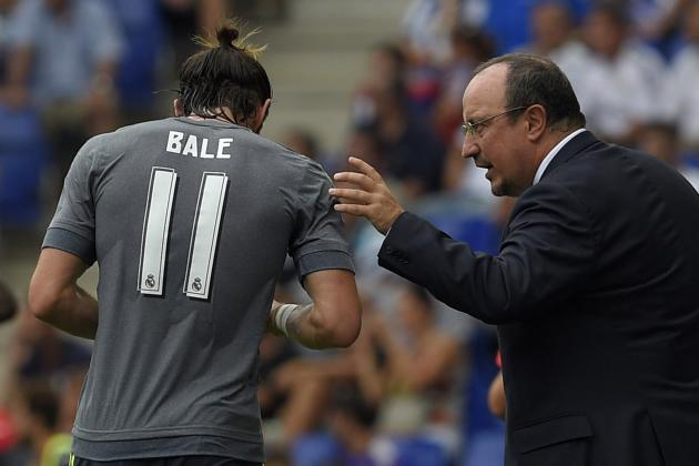 UK Back Pages: Bale to Follow Benitez out of Bernabeu, Adidas Criticise Man Utd