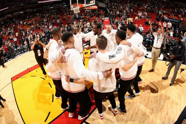 Pacers vs. Heat Delayed Due to Lighting Issue at American Airlines Arena