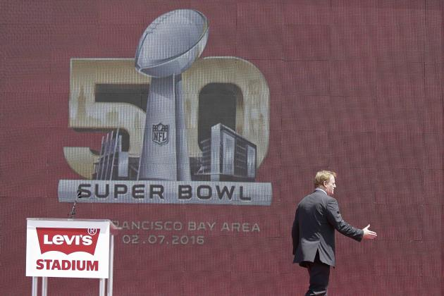 Youth Soccer League Sues NFL over Super Bowl 50 Construction