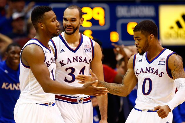 Kansas Survives Oklahoma as Battle of No. 1s Results in 3OT Instant Classic