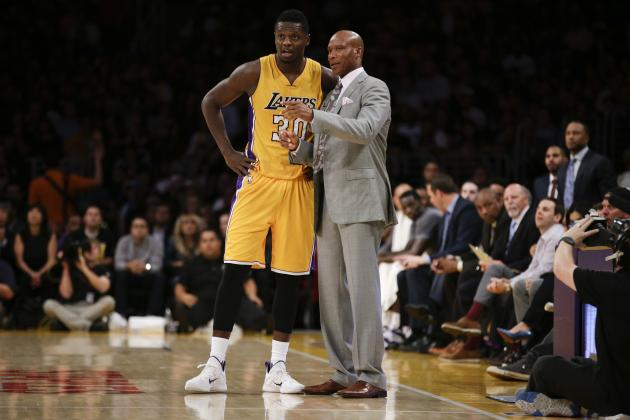 Byron Scott Comments on Julius Randle's Maturity, Defense and More