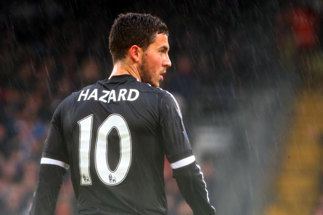Chelsea Transfer News: Eden Hazard Linked to Real Madrid, Gareth Bale Rumours