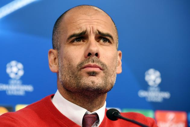 Pep Guardiola Reportedly Approached by Real Madrid Before Rafa Benitez Sacking