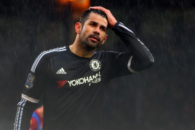 Chelsea Transfer News: Latest on Diego Costa and Jackson Martinez Rumours