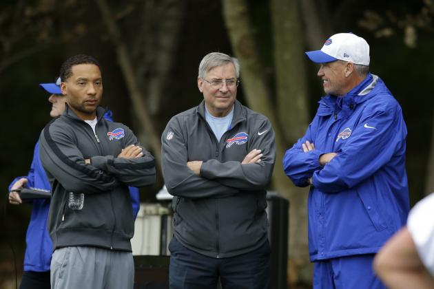 Rex Ryan, Doug Whaley Reportedly Given 1 Year to Get Bills into Playoffs