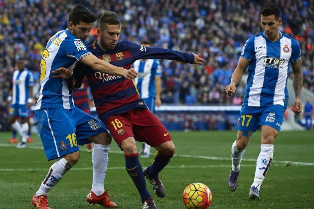 Barcelona vs. Espanyol: Team News, Predicted Lineups, Live Stream, TV Info