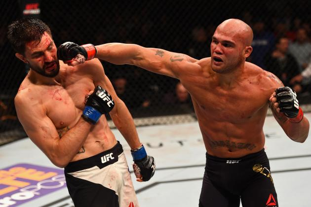 Furor About Robbie Lawler's Win over Carlos Condit Shows Rift in How We Watch