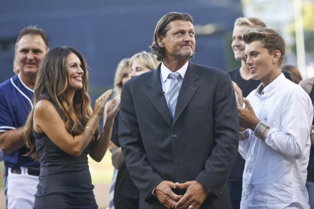 Hall of Fame Candidate Trevor Hoffman Has Odd Injury to Thank for Unique Career