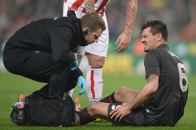 Dejan Lovren Injury: Updates on Liverpool Star's Hamstring and Return