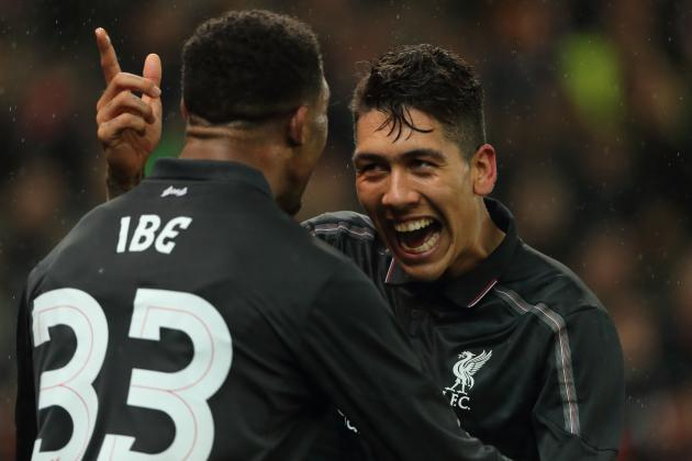 Stoke vs. Liverpool: Score, Reaction from Capital One Cup 2016 Semi-Final, Leg 1