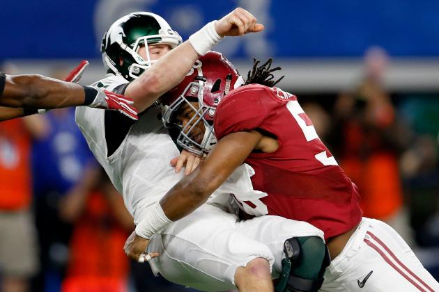Alabama's Ability to Contain Deshaun Watson Could Decide National Championship