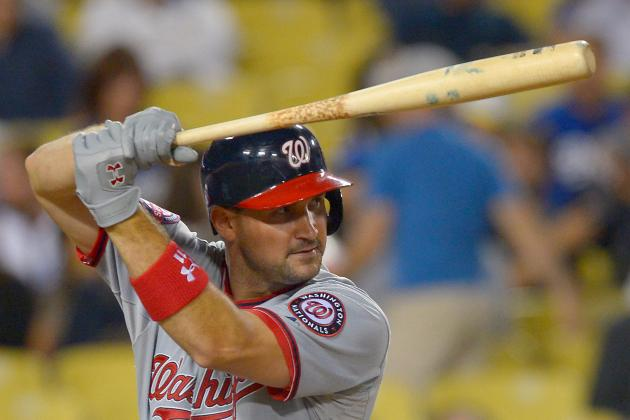Ryan Zimmerman Reportedly Suing Al Jazeera America over Doping Allegations