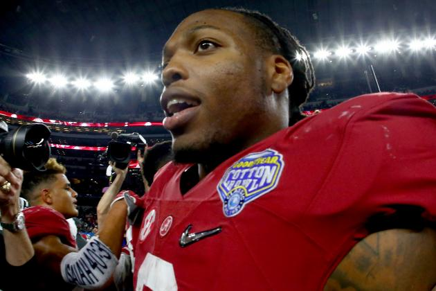 Derrick Henry Declares for 2016 NFL Draft: Latest Comments and Reaction