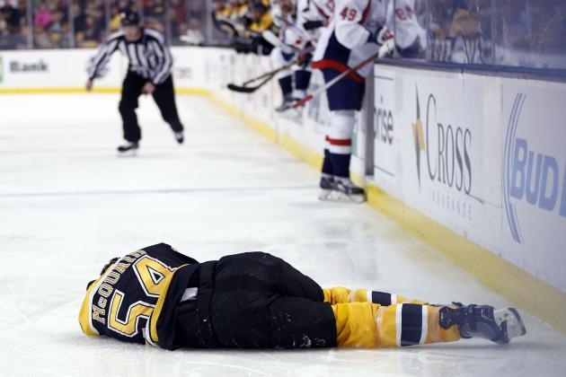 Adam McQuaid Injury: Updates on Bruins Defenseman's Upper Body and Return