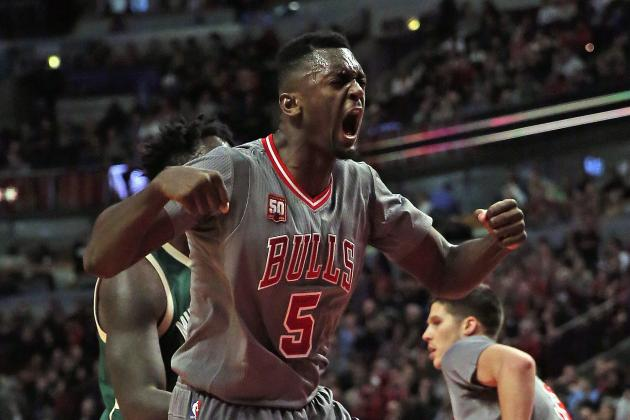 Bobby Portis Finally 'Earning Stripes' with Chicago Bulls During Rookie Season