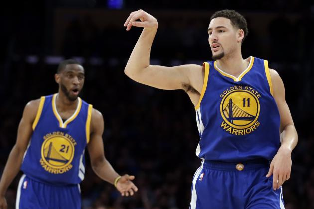 Klay Thompson Proving He's Game's Best Shooting Guard and Tuesday NBA Takeaways